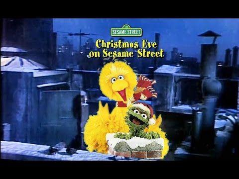 Christmas Eve On Sesame Street 1978 Youtube Sesame Street Christmas Christmas Shows Navidad Christmas