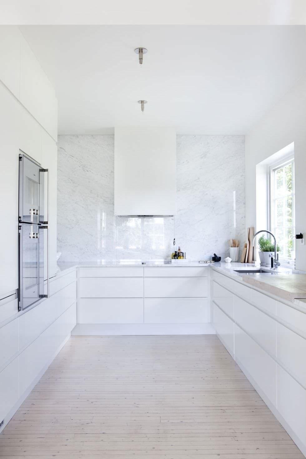 100 idee cucine moderne • Stile e design per la cucina perfetta | I ...