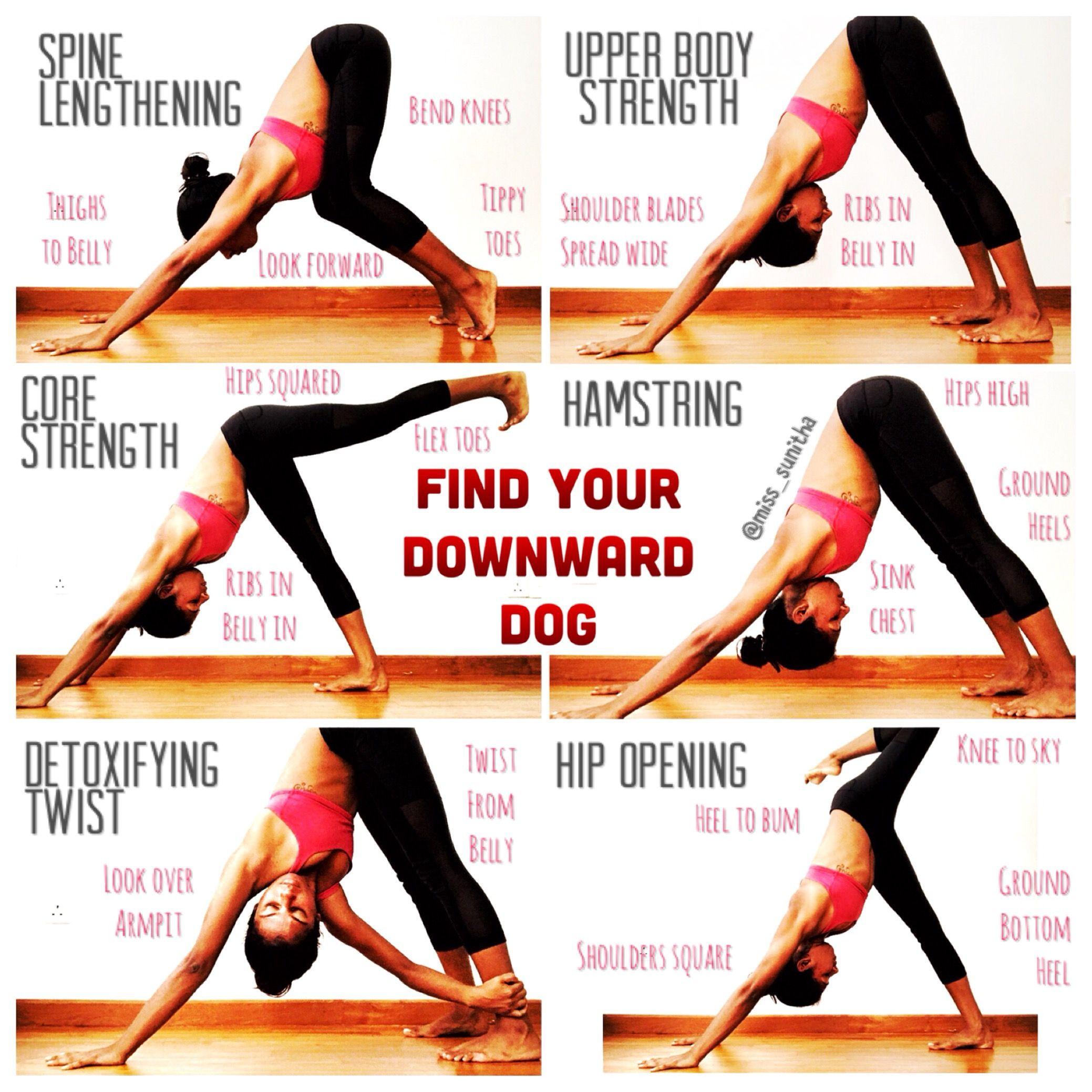 Downward Dog Yoga Name