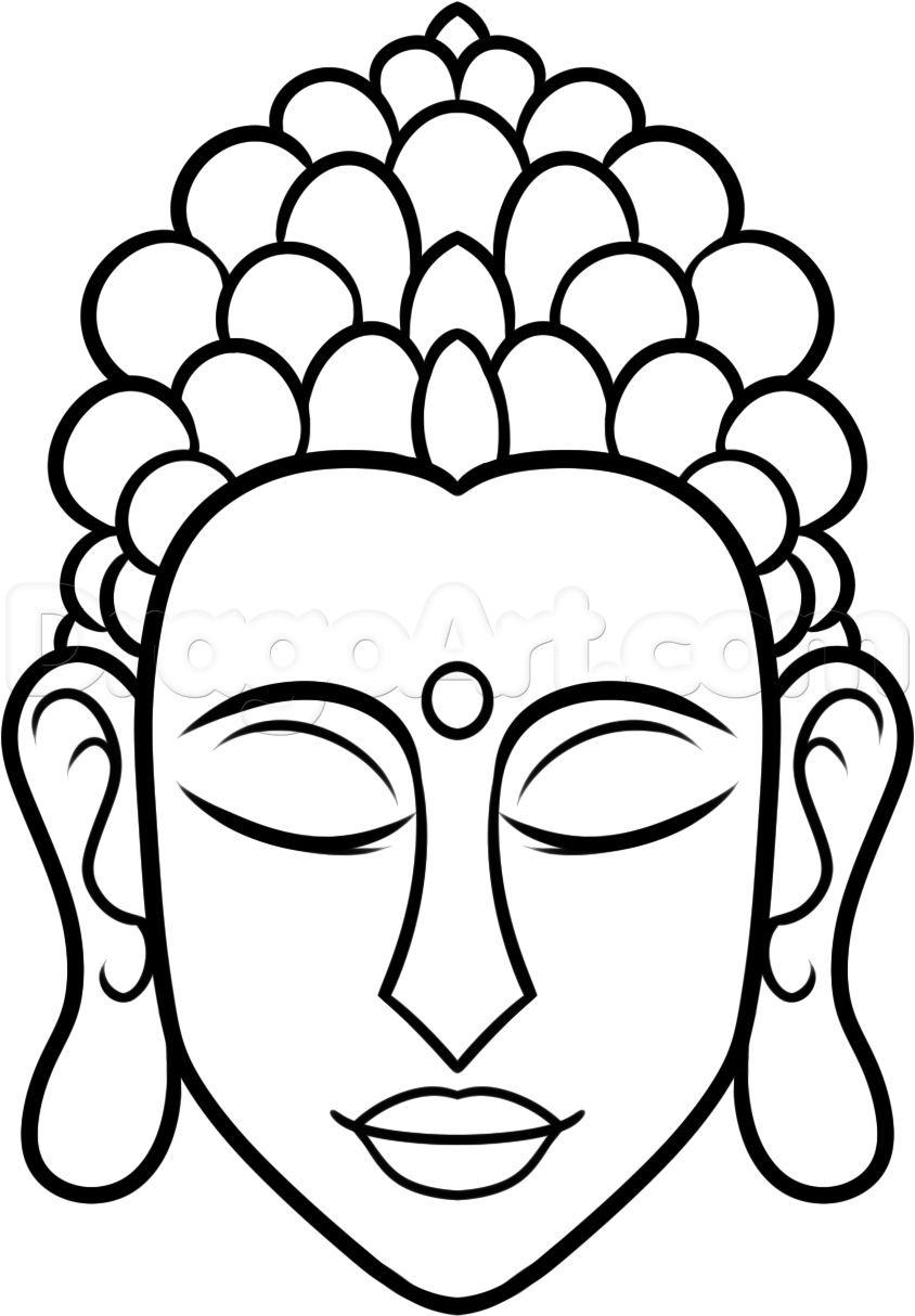 image from http cdn imgs steps dragoart com how to draw buddha
