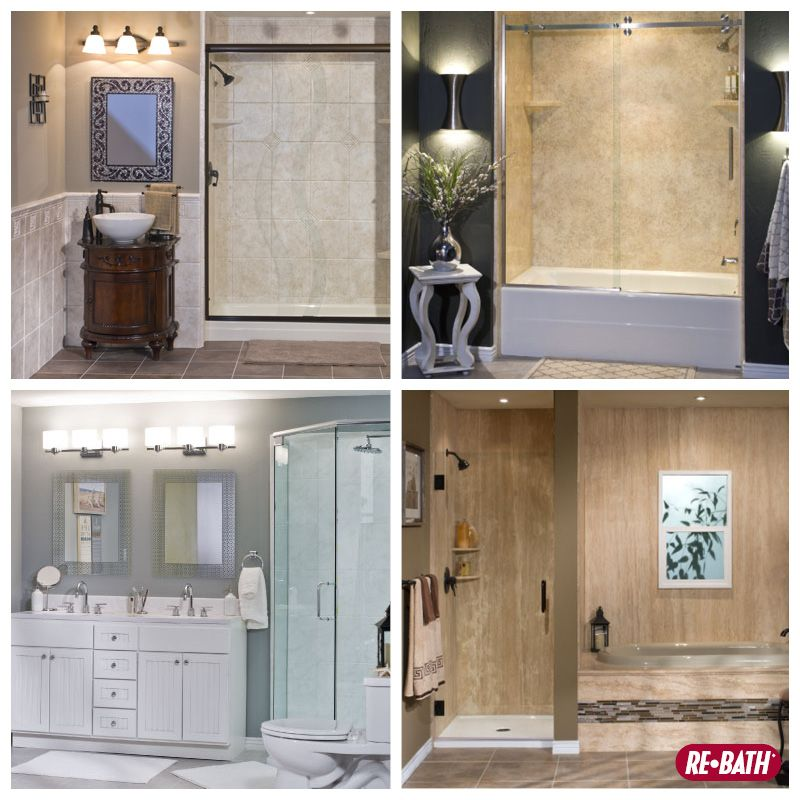 Beauty Simplified 4 Core Design Styles #bathroom #design Rebath