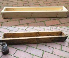 Aus Neu Mach Alt Basteln Holz Streichen Basteln Mit Holz Und