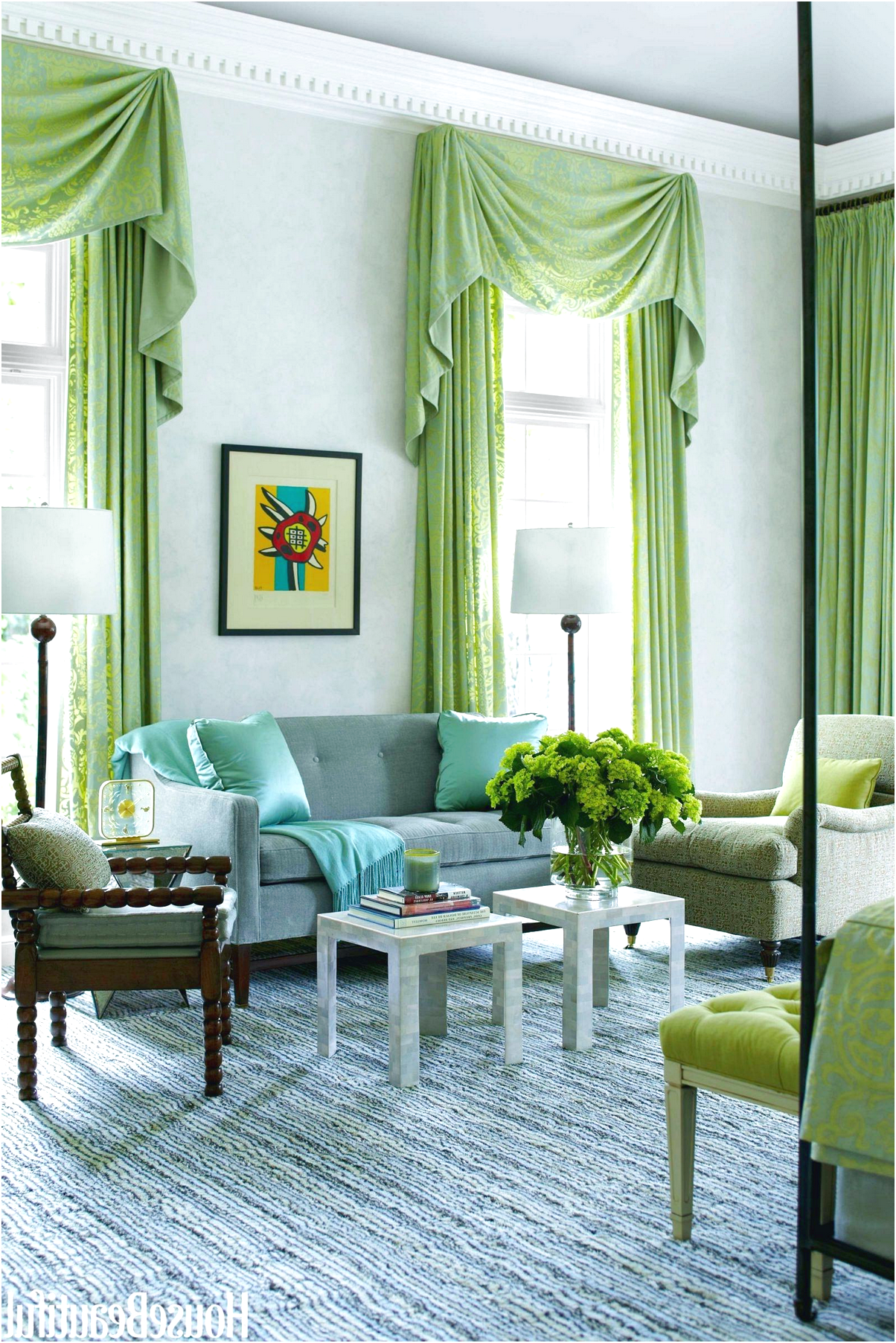 47 gorgeous living room curtains ideas for your interior