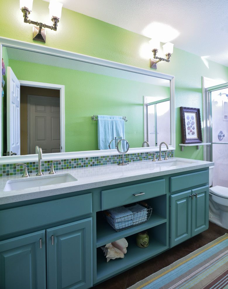 Bathroom Designers Captivating Kids Bathrooms Double Vanities  Google Search  Kids Bathroom Decorating Design