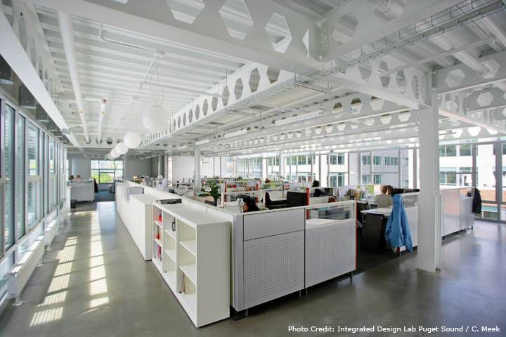 Office Building Interior Design