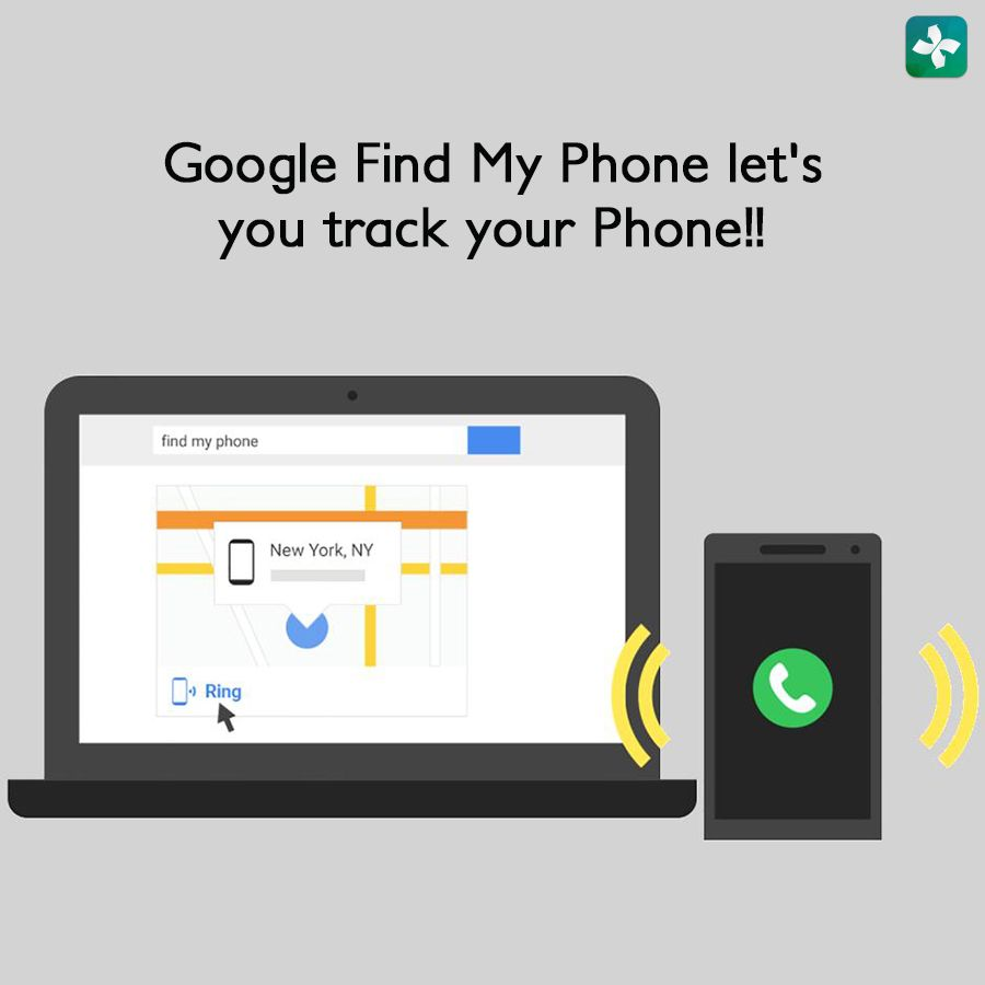 """Lost your phone or misplaced it? Download """"Google Find My"""