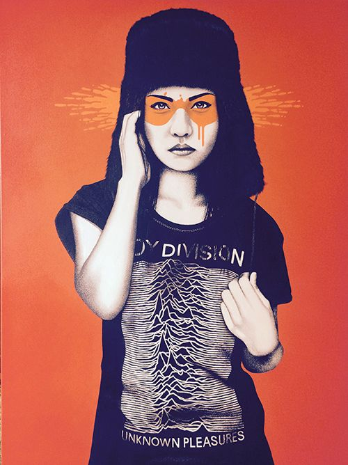 """""""The Nadeshiko"""" New Works by Fin DAC - see more on blog"""