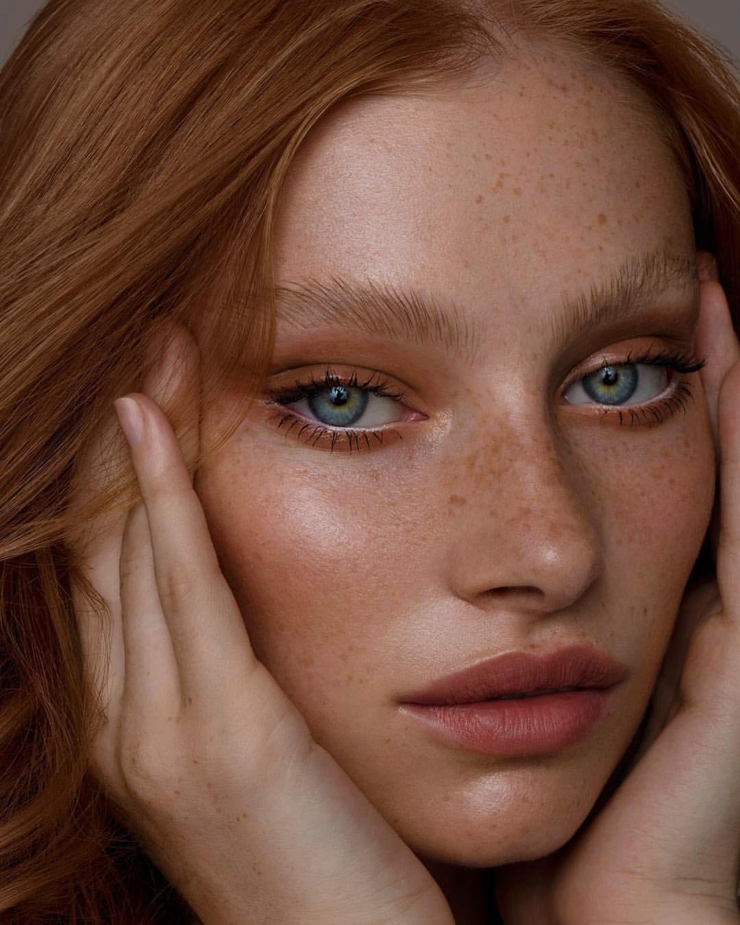 L'orange 🍊 tamarawilliams1 freckles
