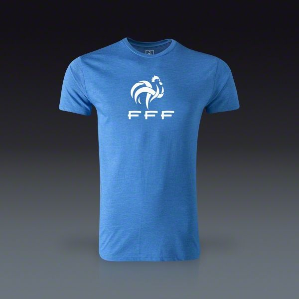 Buy France Supersoft T-Shirt   on SOCCER.COM. Best Price Guaranteed. Shop for all your soccer equipment and apparel needs.