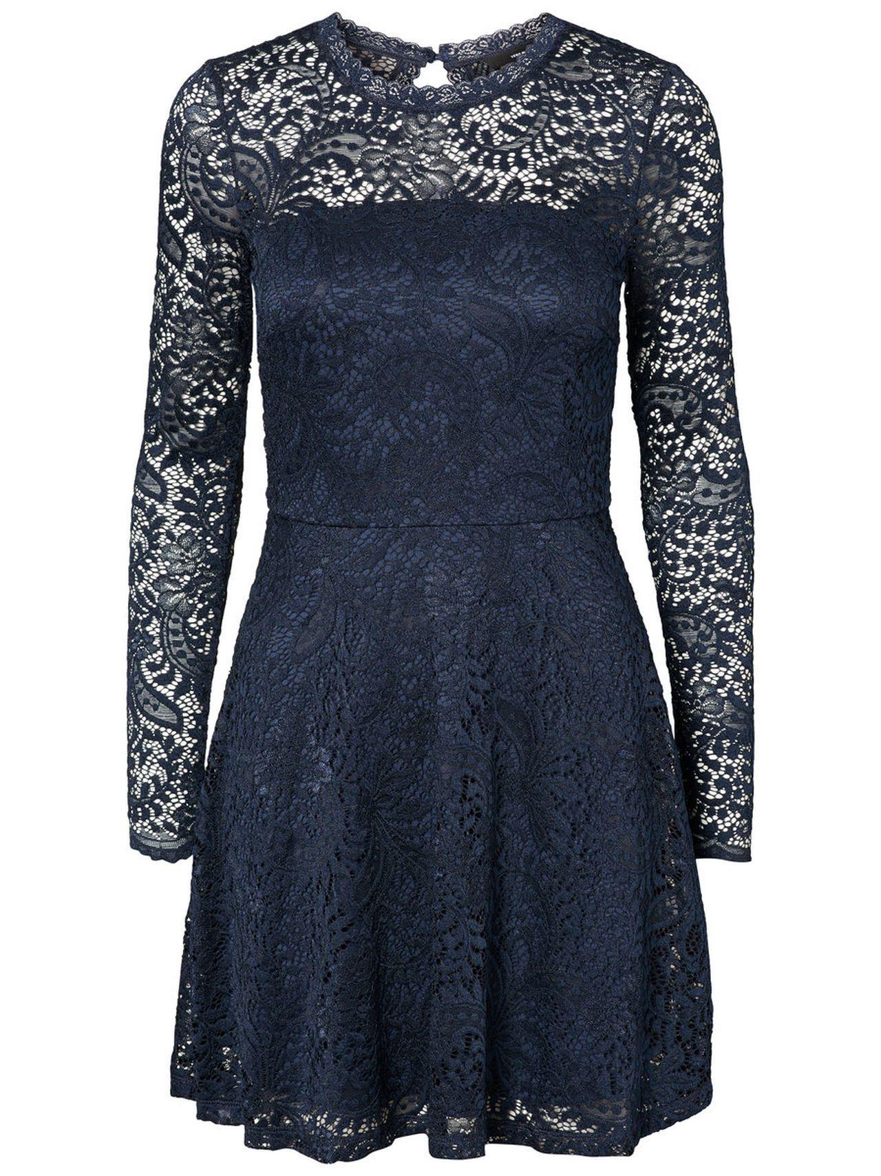 vero moda vest blauw