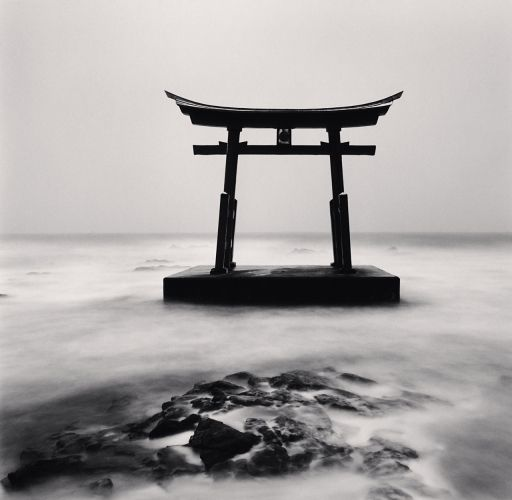 Michael Kenna's Forms of Japan | Thought & Sight