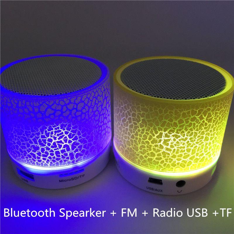 Satin Almak Led Ile Bluetooth Hoparlor Mini Hoparlorler Eller Serbest Tasinabilir Kablosuz Hoparlor Tf K Wireless Speakers Portable Bluetooth Bluetooth Speaker