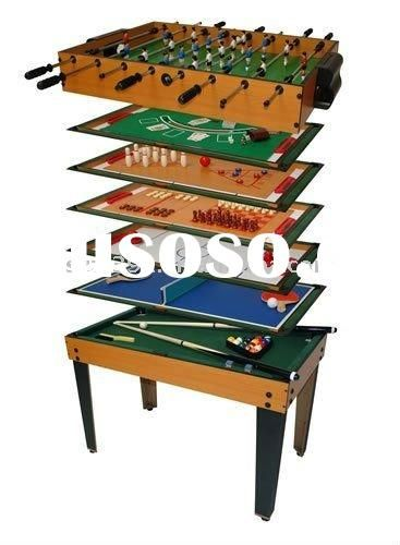 9 In 1 Multi Game Table Soccer Table Billiard Soccer Table Tennis Air Hockey And More Multi Game Table Soccer Table