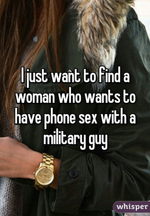 Who wants to have phone sex
