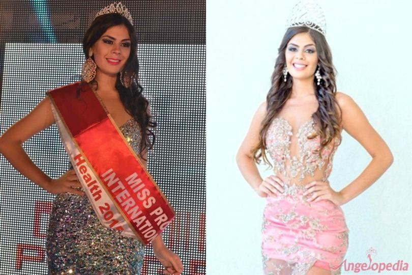 Miss World Paraguay 2014 is Myriam Arevalos | Angelopedia