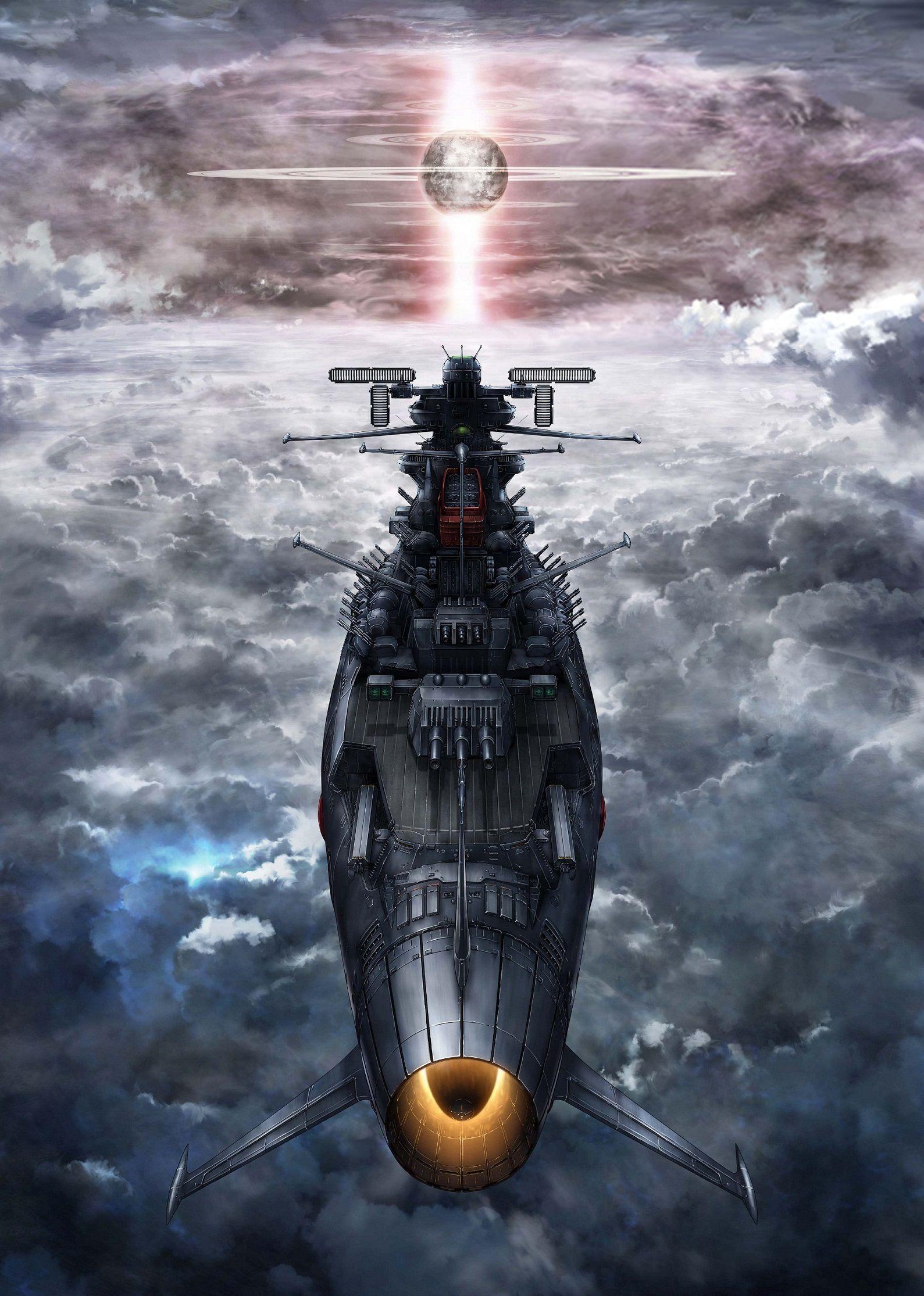 YAMATO 2199 Coming Home... Space battleship