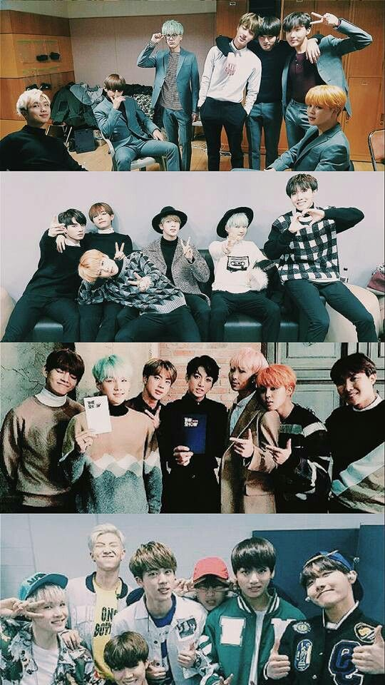Bts Collage Wallpaper Bts Jins