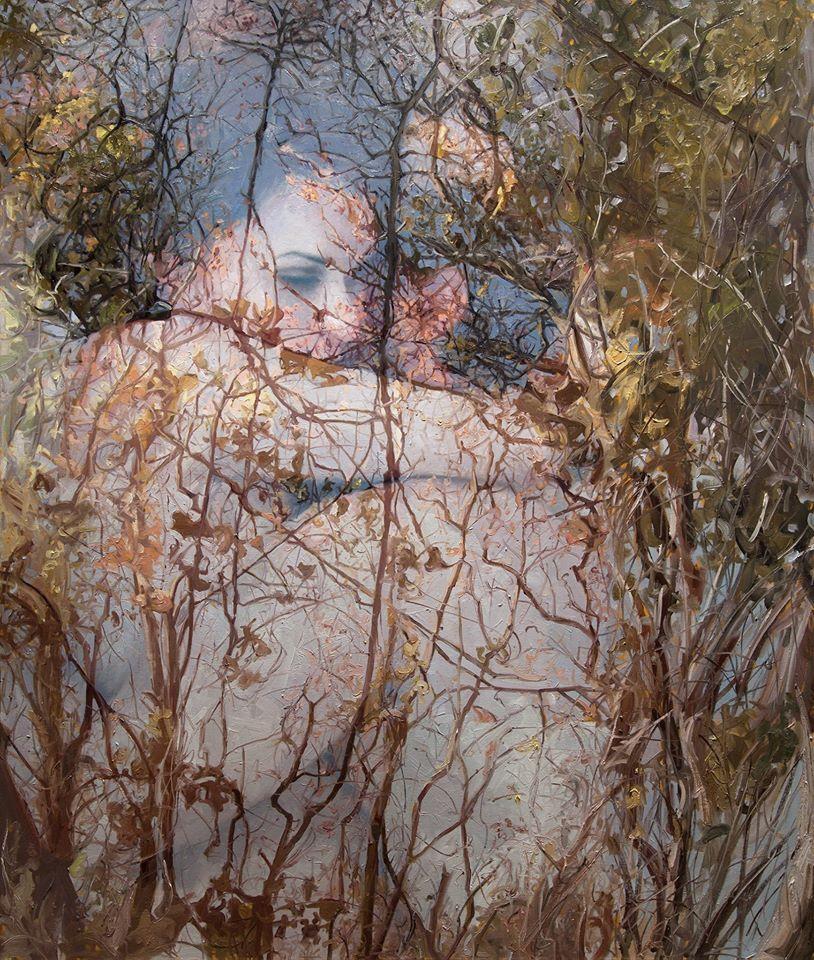 Alyssa Monks, 1977 | Figurative Abstract painter | Tutt'Art@ | Pittura * Scultura * Poesia * Musica |