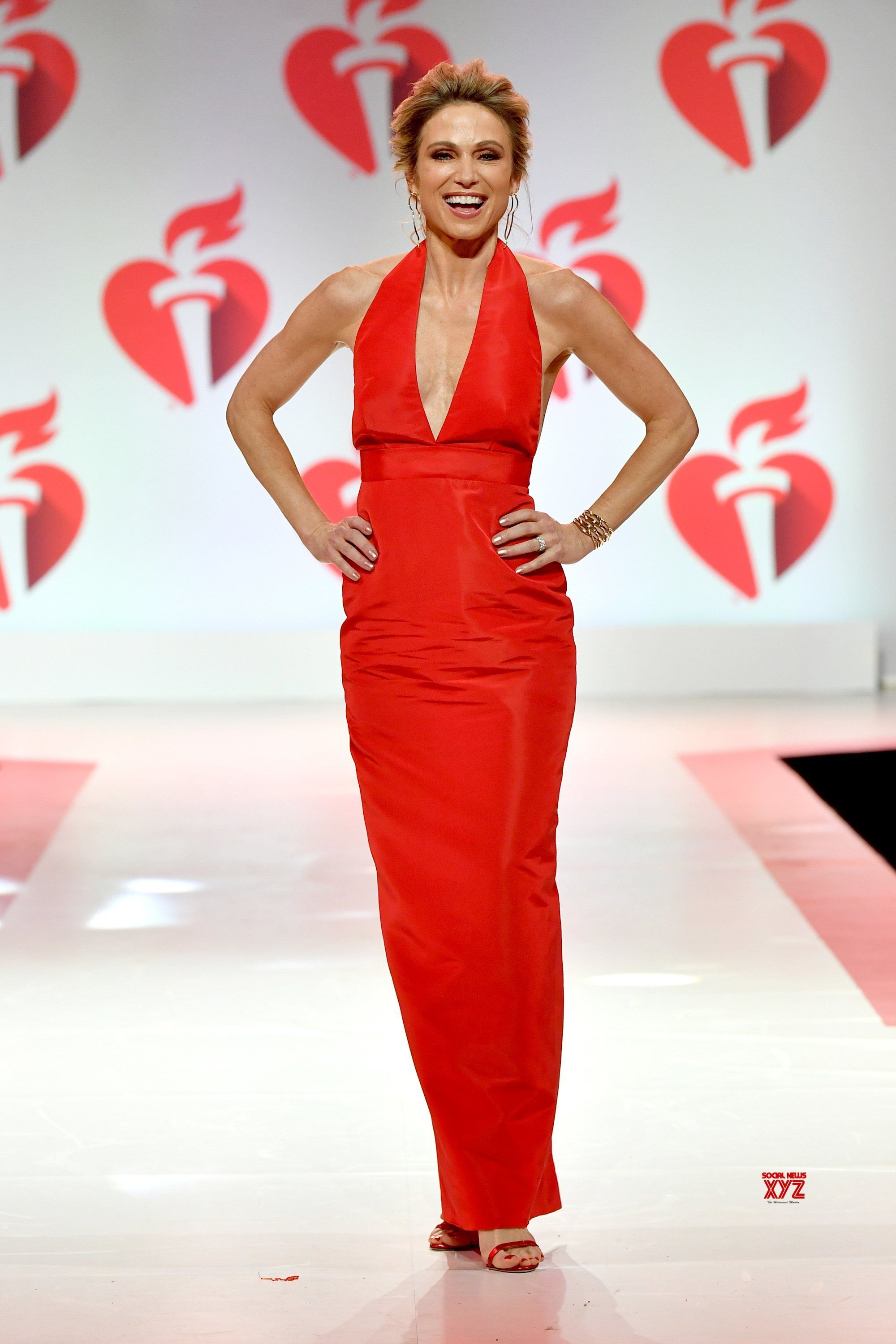 The American Heart Association S Go Red For Women Red