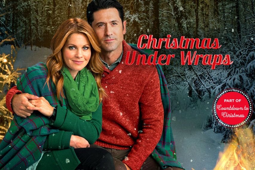 Christmas Keepsake Week - Christmas Under Wraps starring Candace ...