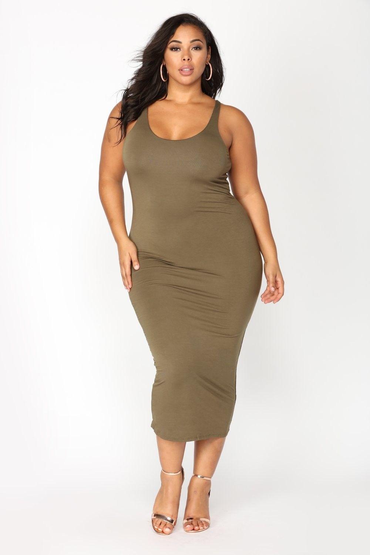 247155e177c Plus Size Your Needs Met Dress - Olive  24.99  fashion  ootd  outfit   oufits  moda  plussize  dress  dresses  plussizeclothing  plussizedress   curve  curvy ...
