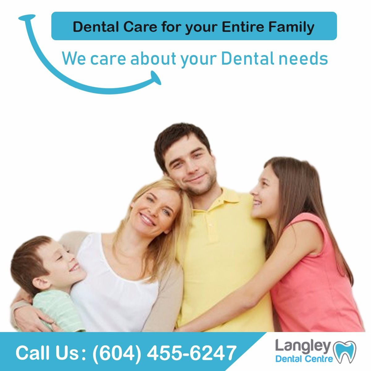 Dentist accepting new patients langley bc dentist near