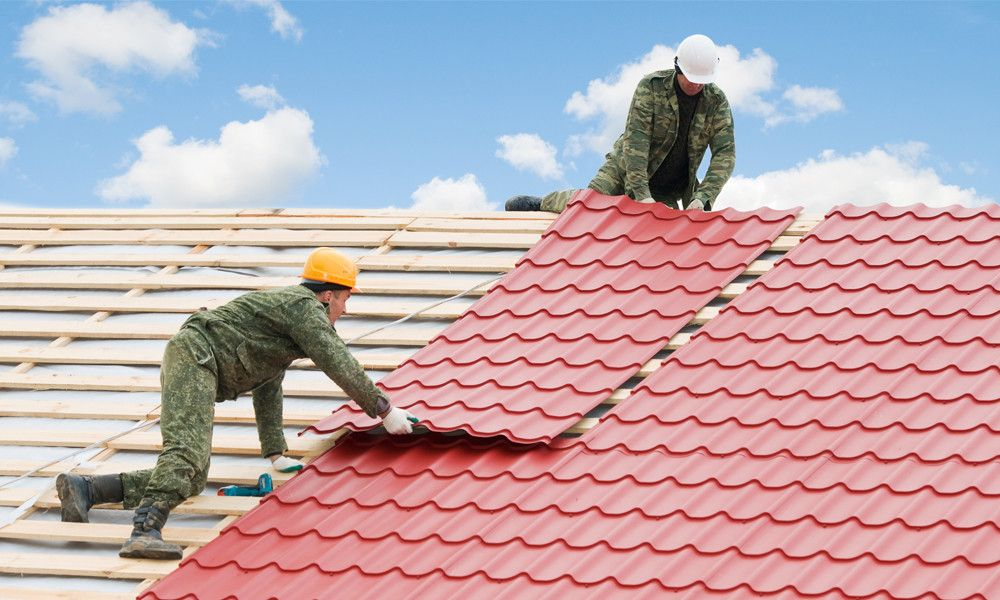 Five Major Repercussions Of A Leaking Roof Roof Restoration Plastic Roof Tiles Roof Installation