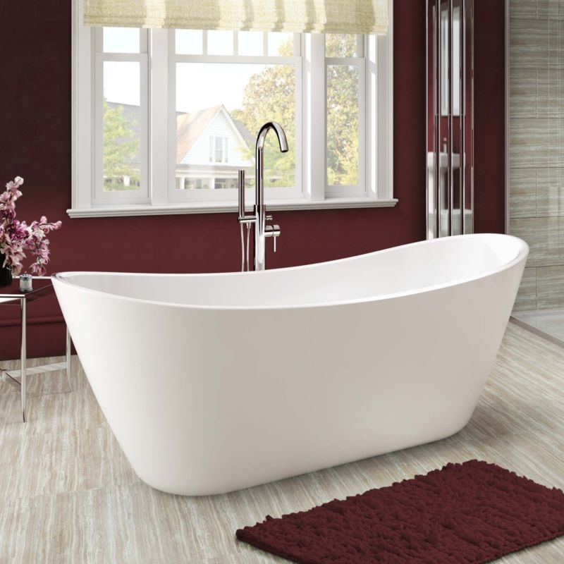 Limited Stock Ex Display Freestanding Roll Top Modern Bathroom Square Bathtubs Free Standing Bath Free Standing Bath Tub Bathtub Design