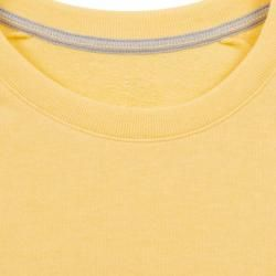 Photo of Russell Raglan Women's 0R280F0-Yellow-Marl Russell Athletic Sweatshirt
