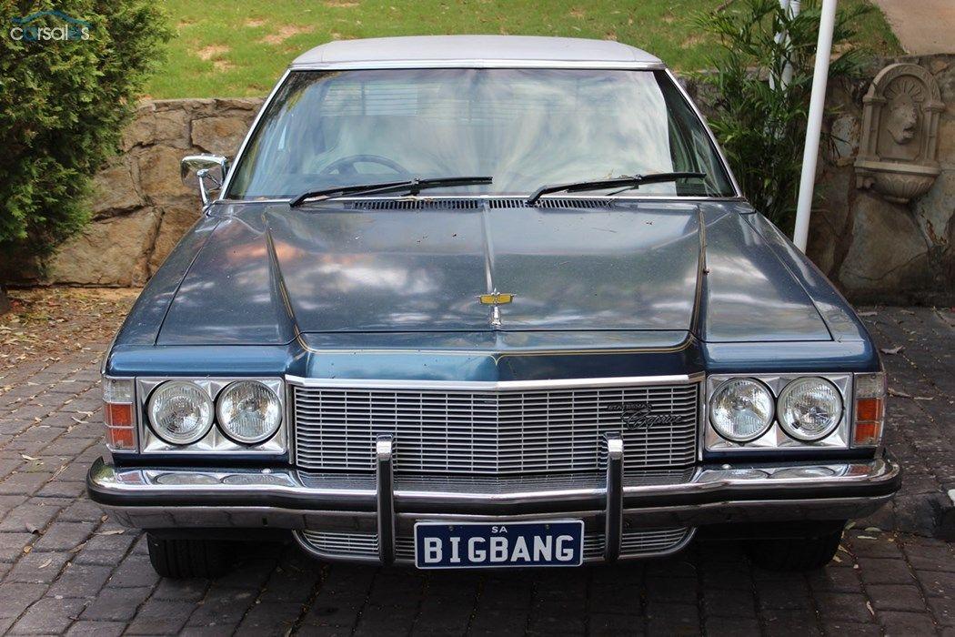 1977 Holden Statesman HX Caprice Australian cars, Holden