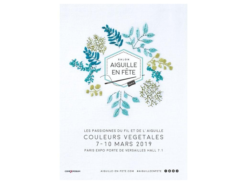 100 Incroyable Idées Salon Du Fil Paris
