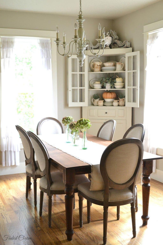 34 beautiful modern rustic farmhouse dining room decor