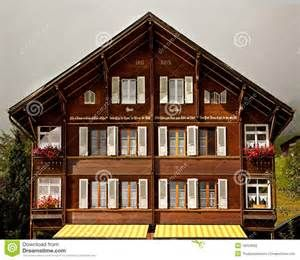 Traditional Swiss Chalet Architecture