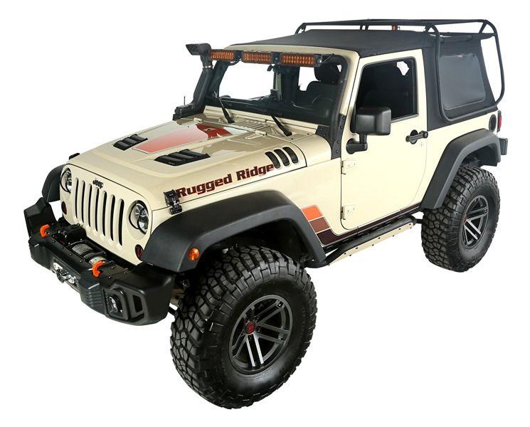 Exo Top 2 Door 07 15 Jeep Wrangler Jk By Rugged Ridge Jeep Wrangler Jeep Wrangler Jk Wrangler Jk
