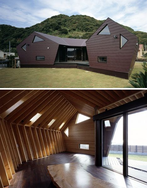 Prime In Japan Flying Saucer Shaped Sea Shell House Looks Like Download Free Architecture Designs Xerocsunscenecom