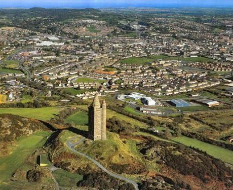 Scrabo Tower Newtownards, County Down