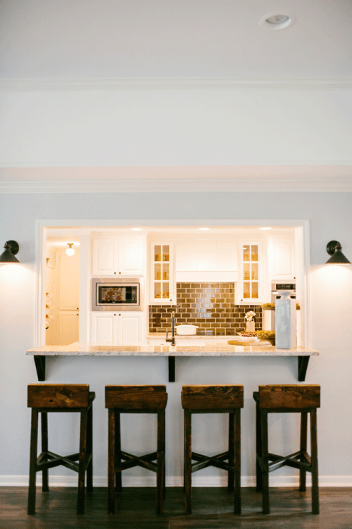 Fixer Upper Season 2 Episode 5 The Ranch On A Hill Kitchen Bar Home Bar Areas Kitchen Remodel