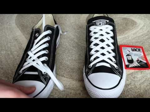 How To Diamond Lace Shoes YouTube Blonder joggesko, Lace  Lace sneakers, Lace