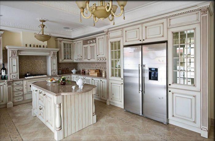 Desain Dapur Modern Klasik Bernilai Seni Tinggi