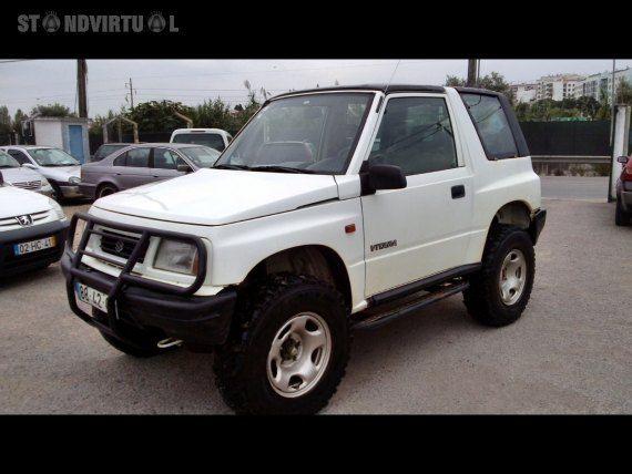 Suzuki Vitara Cabrio 1 6i 96 109k 2 650 Classificados De Carros Como Comprar Um Carro Carros