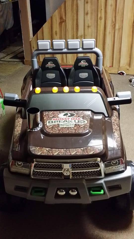 Pin By Diesel Tees On Trucks Power Wheels Baby Boy Camo