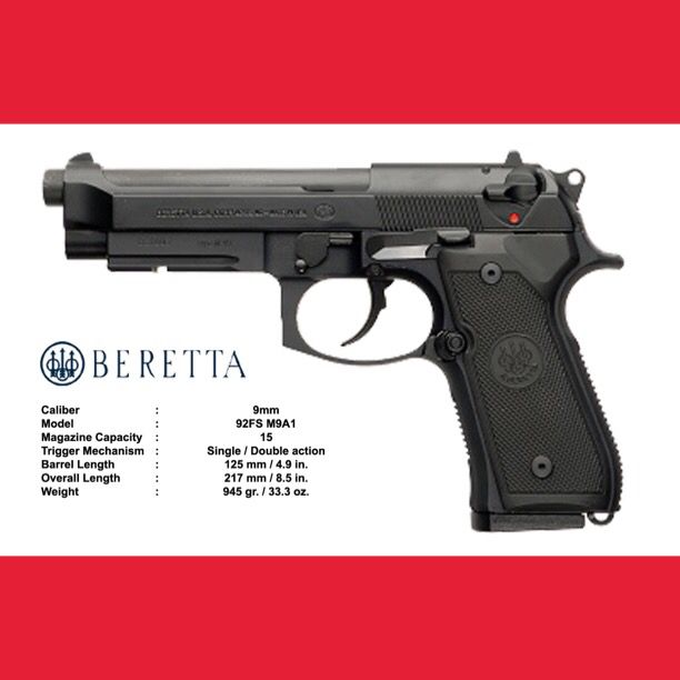 We've added some new models to our holster lineup! Beretta