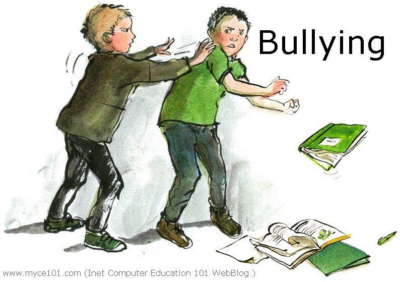 El Bullying: Algunas Imagenes Animadas Del Bullying'