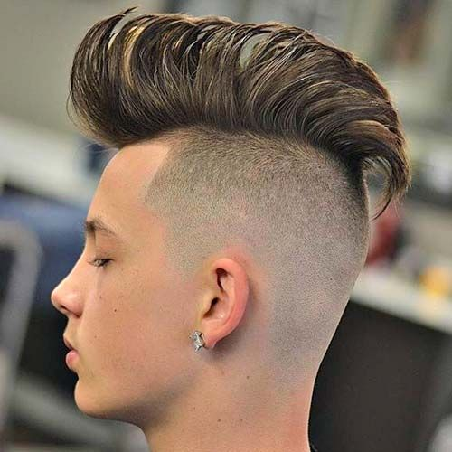 hair style boys 23 dapper haircuts for dapper haircut pompadour and 8357