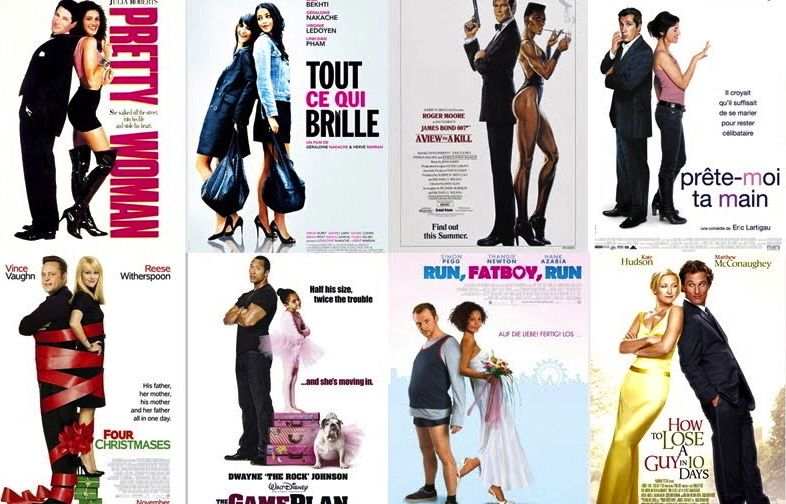 Why Movie Posters All Look The Same Movie Posters Cliche Poster