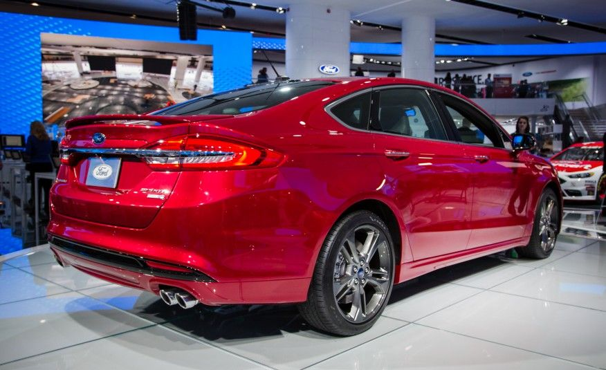 2017 Ford Fusion Sport Pictures Ford fusion, Ford, Car