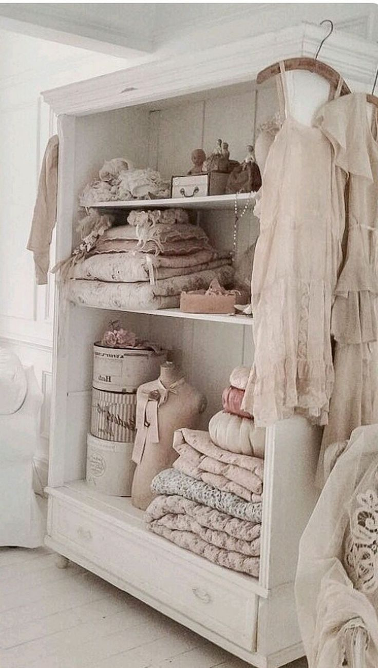 Shabby stylish bed room decor concepts  create your personal private romantic oasis