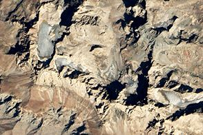 Turkish Glaciers : Image of the Day : NASA Earth Observatory