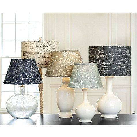 Document drum lamp shade by ballard designs i ballarddesigns com