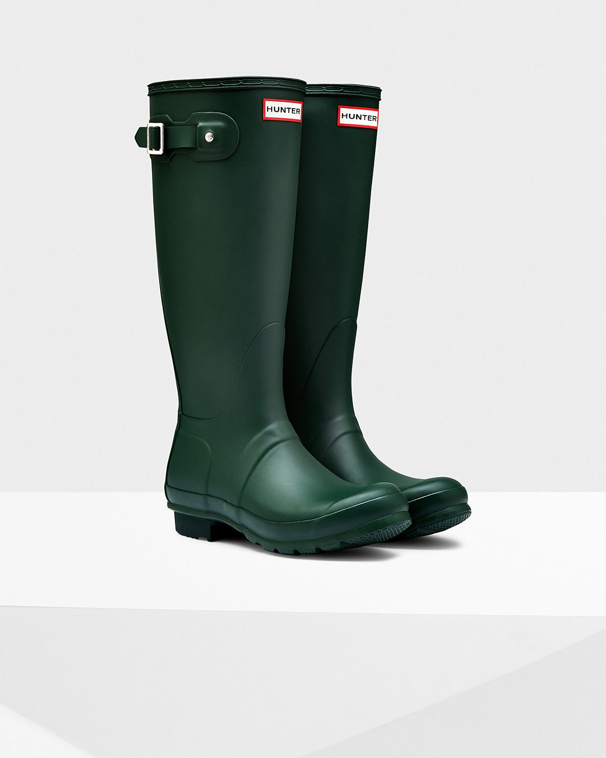 Buy Women's Original Tall Wellington Boots from the Official Hunter Boot  Site with Free UK Delivery* and Returns.
